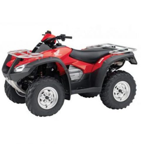 Honda Motor Cycles ATVs SXS Marics